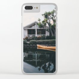 A Frame | Venice Beach, California Clear iPhone Case