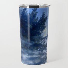 KaleidoSmoke Travel Mug