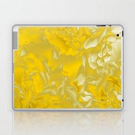 Golden/Yellow Fancy Pattern #decor #society6 #buyart Laptop & iPad Skin