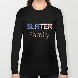 Slater Family Long Sleeve T-shirt