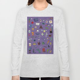 The magical world of Harry   Long Sleeve T-shirt