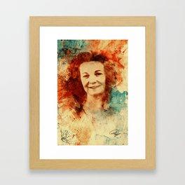 SHE III Framed Art Print