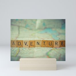 adventure Mini Art Print