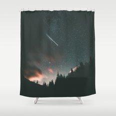 Stars II Shower Curtain