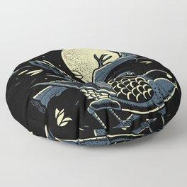 wind up bird chronicle - murakami Floor Pillow