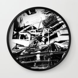 Urban decay 2 Wall Clock