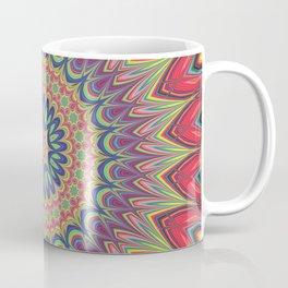 Flame mandala Coffee Mug