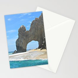 Los Arcos, Lands End Arch, Mexico Stationery Cards