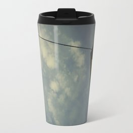 but a glance disperses the most wonderful meetings. Travel Mug