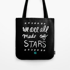 Made of Stars Tote Bag