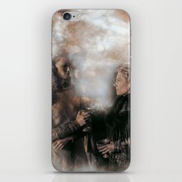 Only One Queen Can Rule iPhone Skin