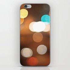Bokeh! iPhone & iPod Skin
