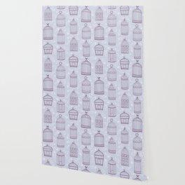 Birdcages Wallpaper