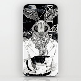 The Cryptids - Mothman iPhone Skin