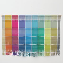 Colorful Soul - All colors together Wall Hanging