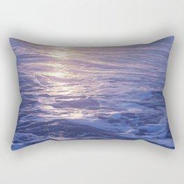 Moonrise Sea, 2 Rectangular Pillow