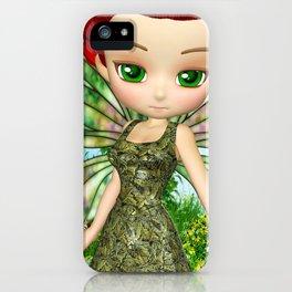 Lil Fairy Princess iPhone Case