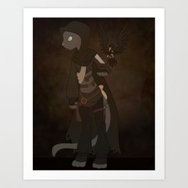 Korat Art Print