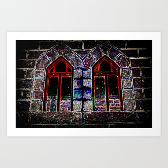 The Spirit Within Art Print