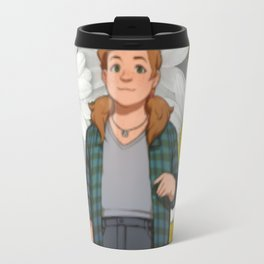Dream Daddy: Daisy Travel Mug