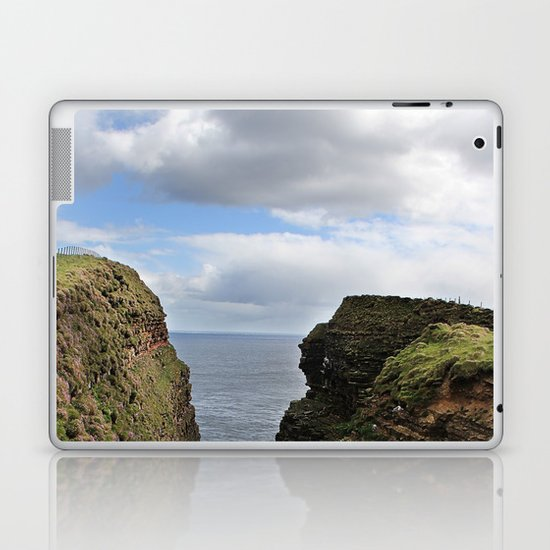 John O Groats Scotland Laptop & iPad Skin