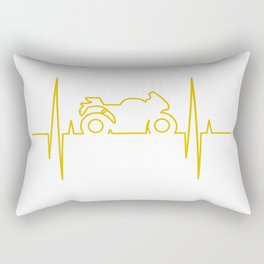 Electromoto Rectangular Pillow