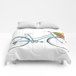 Farmer's Market Bike Comforters