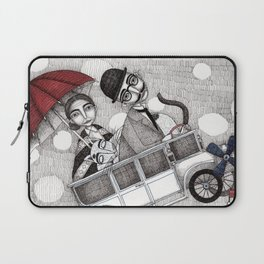 Going on Holiday Laptop Sleeve