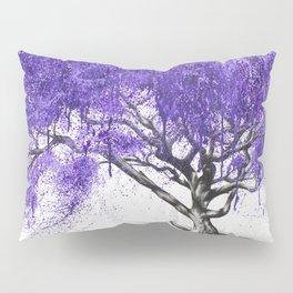 Meet You At The Jacaranda Pillow Sham