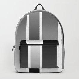 Color Black gray Backpack