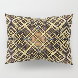 Latticework Pillow Sham