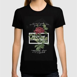 Harry Styles From the dining table graphic artwork T-shirt