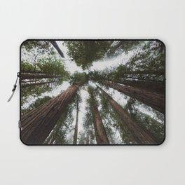 Redwood Portal - nature photography Laptop Sleeve