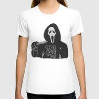 memphis T-shirts featuring Scream Memphis by negativecreep
