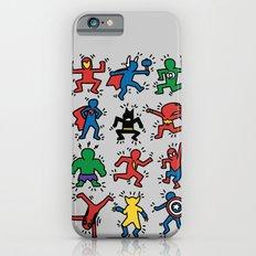 Keith Superheroes iPhone 6s Slim Case