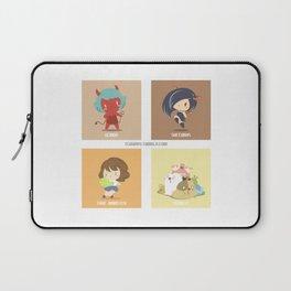 Monster Girls C Laptop Sleeve