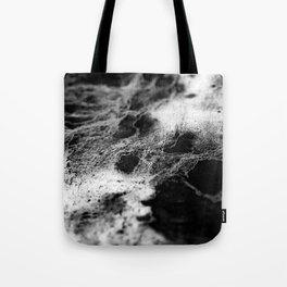 The Judith / Charcoal + Water Tote Bag
