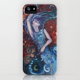 Red Ocean iPhone Case