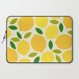 Lemon Laptop Sleeve