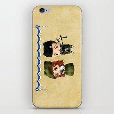 Scottish Chibis iPhone & iPod Skin