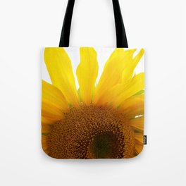 My Mother's Sunflowers Tote Bag