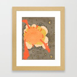 August 24 Framed Art Print