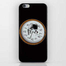 Worlds End iPhone Skin
