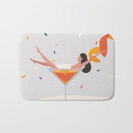 aperol Bath Mat