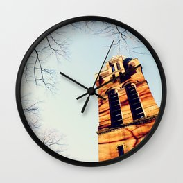 The Church on Roosevelt Wall Clock