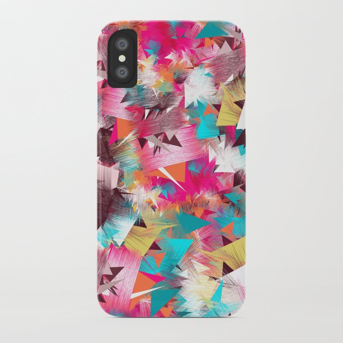 Colorful Place iPhone Case