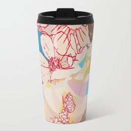 Drunk Painting Travel Mug