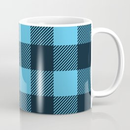 I'm also a Lumberjack…so blue! Coffee Mug