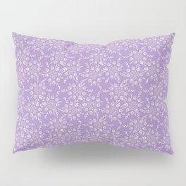 Lavender Victorian Lace Pillow Sham