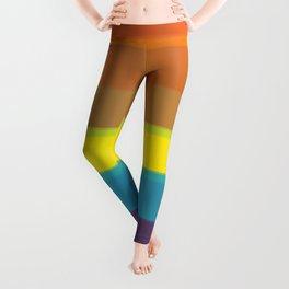 Retro? No. Modern background #society6 #decor #buyart #artprint Leggings